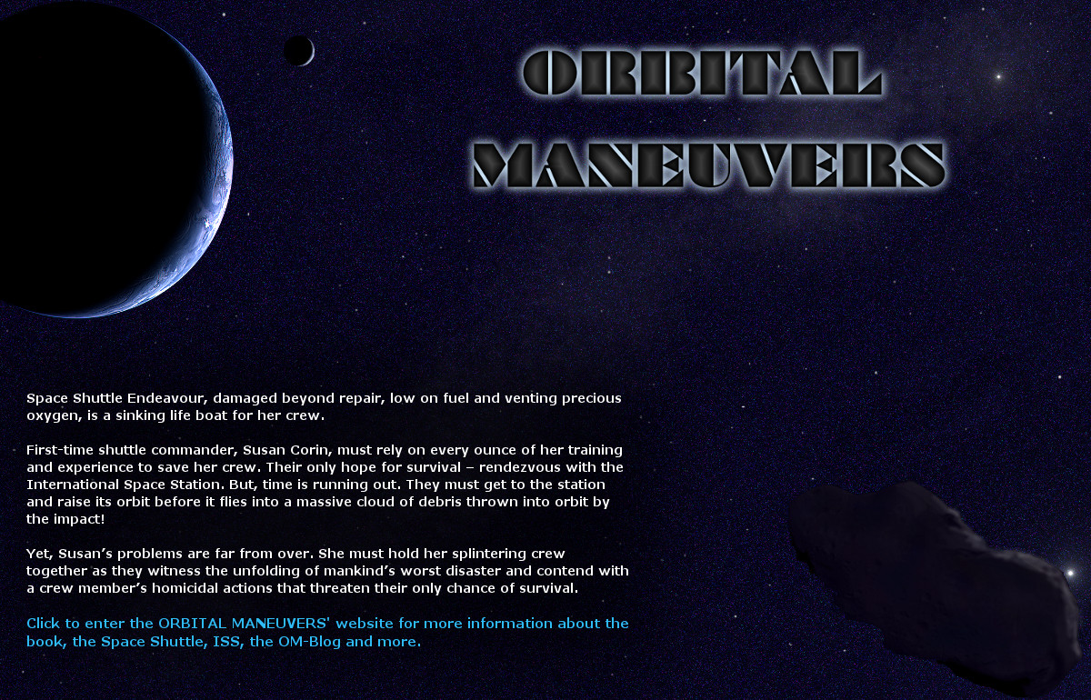 Enter Orbital Maneuvers Website